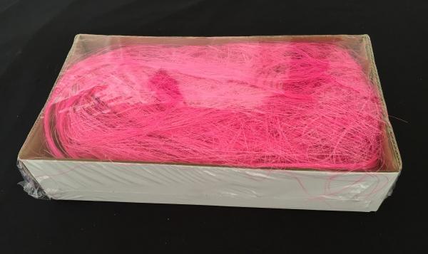 Caixa de Sisal Rosa