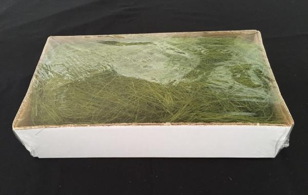 Caixa de Sisal Verde Escuro
