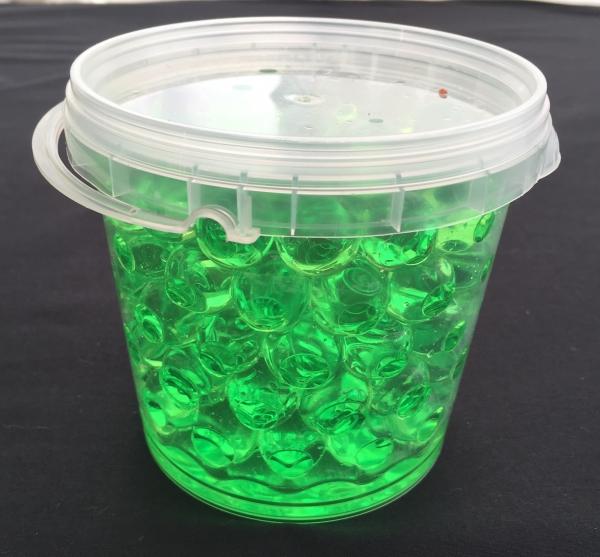 Gelatina Verde Claro